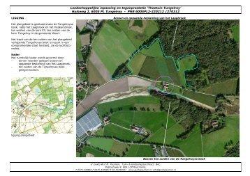 Bijlage 15 Landschappelijke inpassing Hulsweg 2 - Gemeente Weert