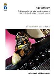 Kulturforum - Jämtlands läns konstförening
