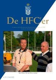 nr. 30. 25 mei 2009 - Koninklijke HFC