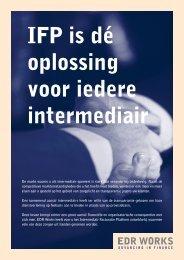 EDR Works Brochure - I-Finance.nl