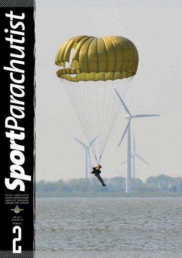 officieel orgaan van de afdeling parachutespringen koninklijke ...