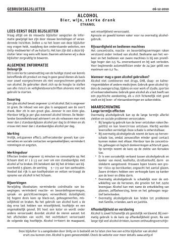 AlcoholbijsluitervanUnity (pdf, 2010) - Unity.nl