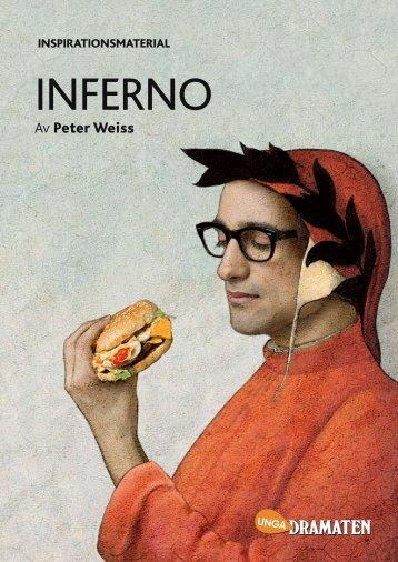 Inspirationsmaterial Inferno - Dramaten