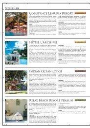 Seychellen - Terre d'Afrique