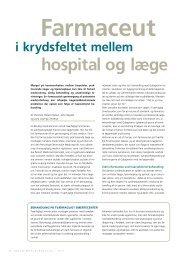 hospital og læge - Københavns Universitet