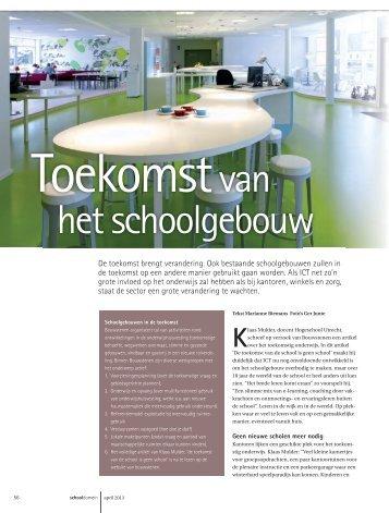 De toekomst van het schoolgebouw - Bouwstenen voor Sociaal