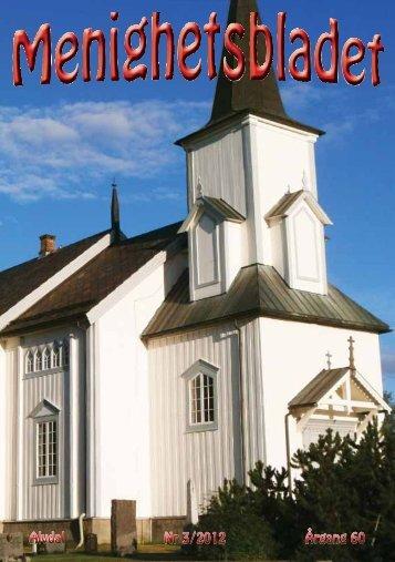 Her er menighetsblad nummer 3-2012. - Kirken i Alvdal - Den ...