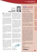 Terugbetalingstarieven Nieuwe brochure over een gezond gewicht ... - Page 3