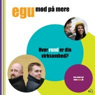 Hvor rund er din virksomhed - Egu