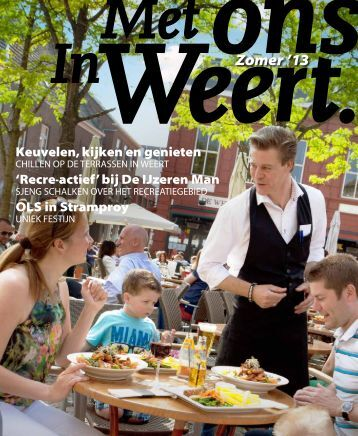 Magazine MOIW 2013 Nr. 03.pdf - Gemeente Weert