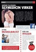 HvEM KAN KLArE STørST SMErTE? - Selskab for Mænds Sundhed - Page 3