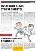 HvEM KAN KLArE STørST SMErTE? - Selskab for Mænds Sundhed - Page 4