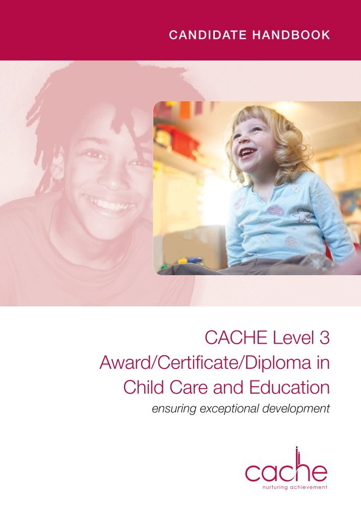 level 3 playwork This qualification is aimed at staff working directly with children and young people in a setting whose main purpose is to provide children and young people with opportunities for freely chosen, self-directed play.