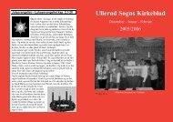 Uller¿d dec 2005 - Kirkeradio