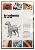 Storlekstabell Hurtta Outdoors (PDF) - Page 2