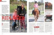 Här kan du läsa en artikel införd i tidningen Tara ... - Rocklösa Gård