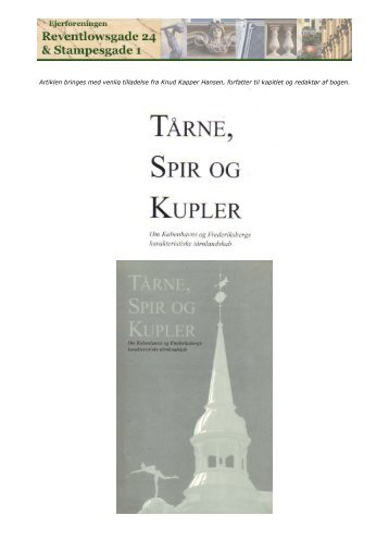 Artiklen bringes med venlig tilladelse fra Knud Kapper Hansen ...