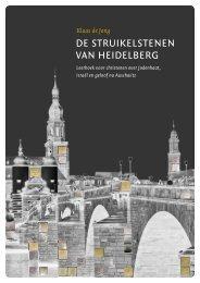 De Struikelstenen van Heidelberg - Uitgeverij Toetssteen