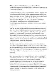 Der vollständige Text als PDF-Dokument - Parlamentarische Linke
