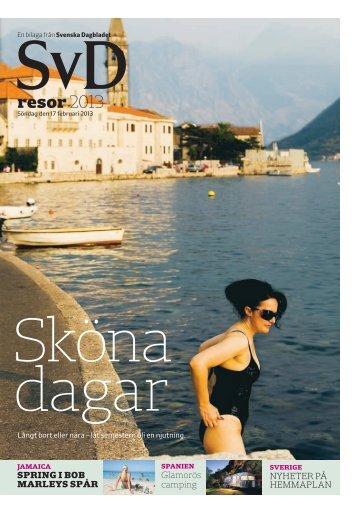 resor 2013 - SvD Kundservice - Svenska Dagbladet
