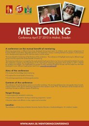 MENTORING - The Nightingale Mentoring Network
