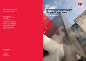 Colorcoat HPS200 Ultra®, Brochure - Velkommen til Tata Steel