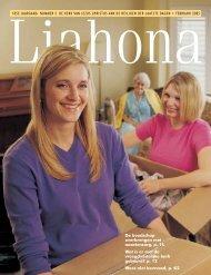 Februari 2005 Liahona
