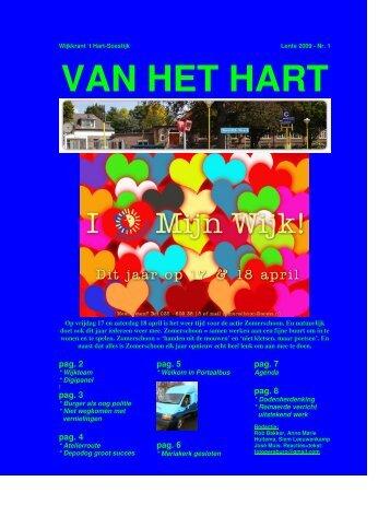 VAN HET HART - Soestdijk het Hart