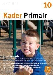 Kader Primair 10 (2008-2009). - Avs