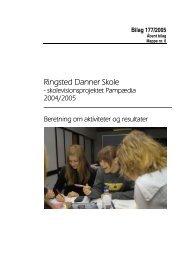 Ringsted Danner Skole - Ringsted Kommune