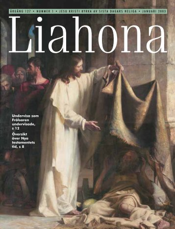 Januari 2003 Liahona