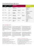 UTGIVNINGSPLAN OCH ANNONSPRISLISTA FÖR 2012 - Svebio - Page 4