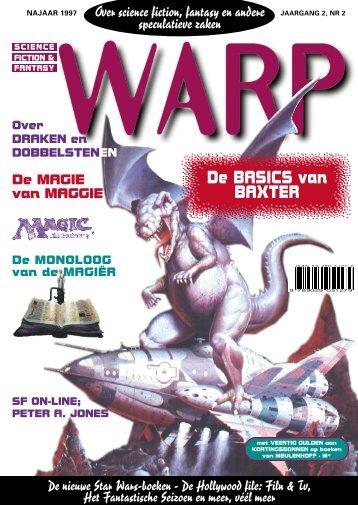 WARP Najaar 1997 - Mynx, voor de avontuurlijke lezer