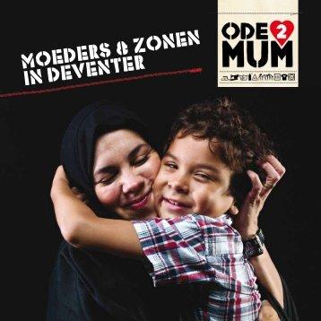 Moeders & Zonen in Deventer - Islamitisch Maatschappelijk ...