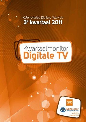 Monitor Digitale TV - iMMovator