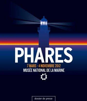 Phares - Musée national de la Marine