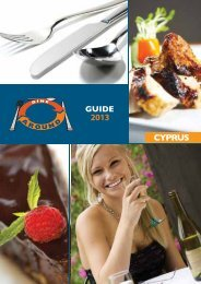 Dine Around Cyprus