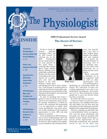 Volume 52, Issue 6 - American Physiological Society