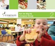 Download de brochure 'Aan de slag bij Compass Group'.