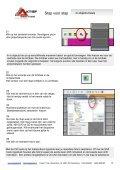 Reservekopie van Stap voor stap m.objects basis 2011 - FotoTulp - Page 5