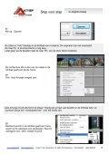 Reservekopie van Stap voor stap m.objects basis 2011 - FotoTulp - Page 6