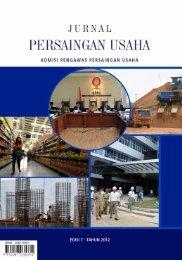 Edisi 7 | 2012 - KPPU