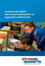 Inspirerende ideeën - Stroom-Opwaarts voor leerlingen