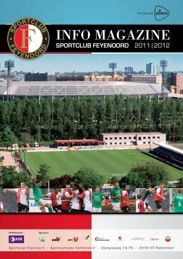 BRC-Feyenoord SC INFO MAGAZINE 4.indd - Sportclub Feyenoord