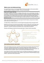 Effektive teams med reflekterende dialog Lær at styre processerne i ...