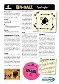 info och regler - Speedminton® Sverige webshop - Page 3