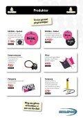 info och regler - Speedminton® Sverige webshop - Page 5