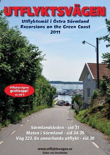 Utflyktsvägen 2011 - Nyköping