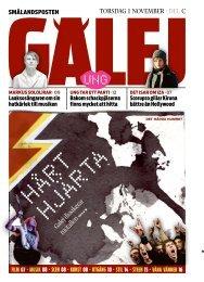 Galej 1 november (pdf) - Smålandsposten