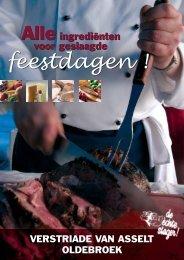 feestdagen ! feestdagen ! - Wie is mijn slager.nl